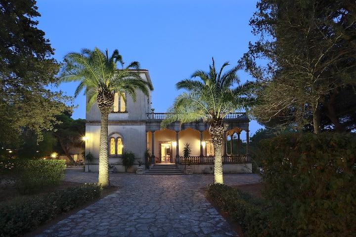 Relais Villa Scinata ⚜️Scirocco apart