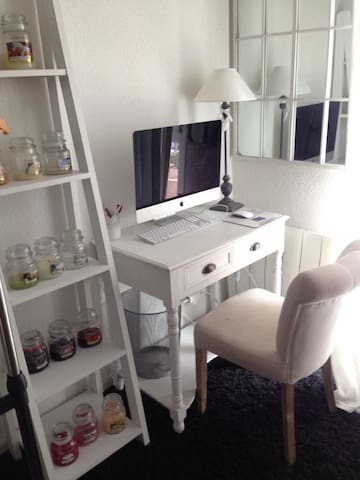 One room with single bed - Perpignan - Apartmen