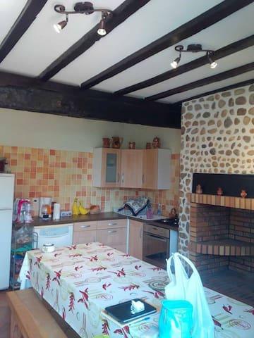 Charmante maison de village - Petite chambre - Lembeye