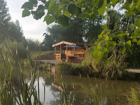 West Pool Cabin, Sturton by Stow ,Lincoln