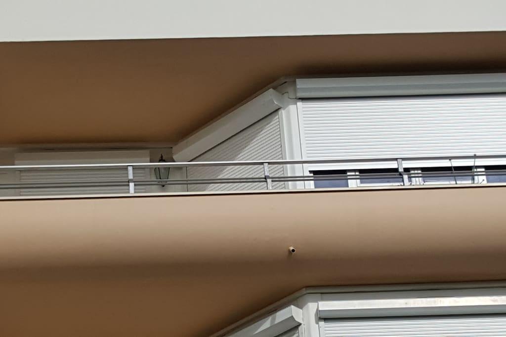 4 eme étage avec terrasse