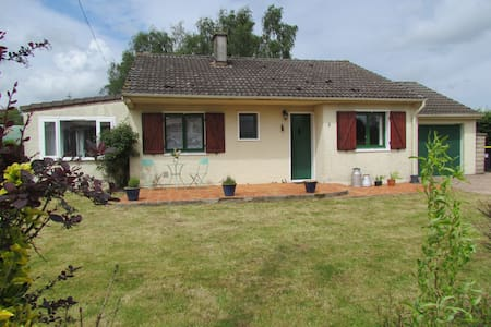 Spacious family home in village. - Hesdin - Casa