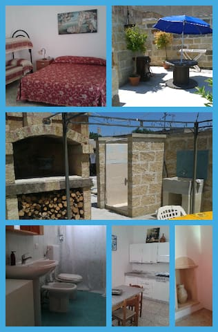 Low-cost-dal29al5-3km-Gallipoli - Taviano - Rumah