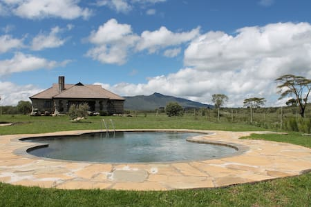 Shwari Cottages - Naivasha