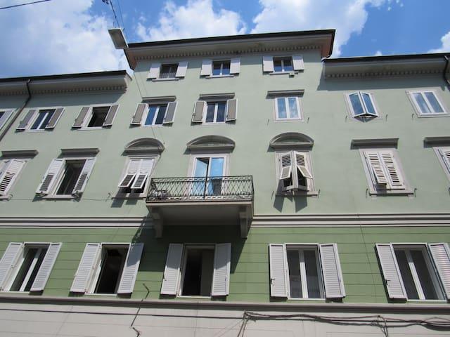 Palazzo esterno