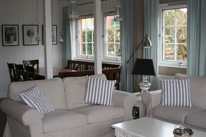 Spacious Holiday Home in Bastorf near Seabeach with Garden