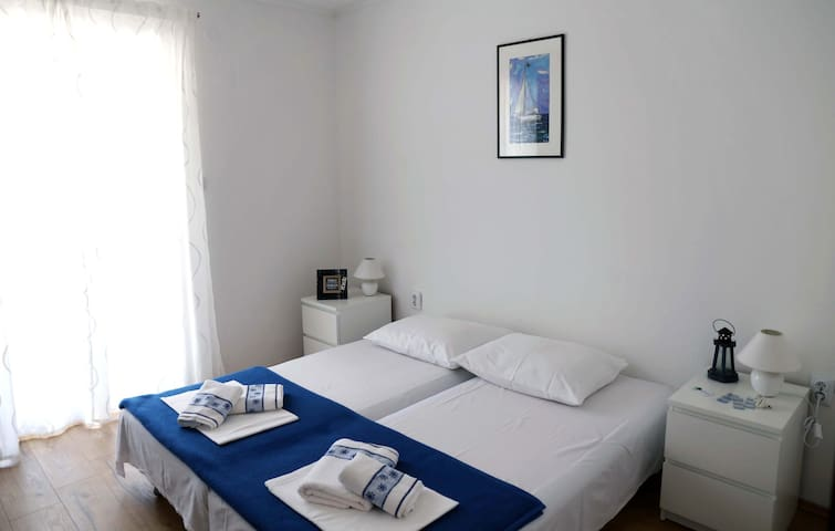 Three Pines Apartment Three #Mljet#Okuklje#sea#sun - Okuklje - อพาร์ทเมนท์