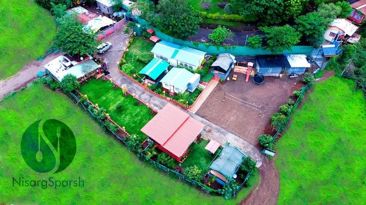 Nisarg Sparsh Resort - Group Tent