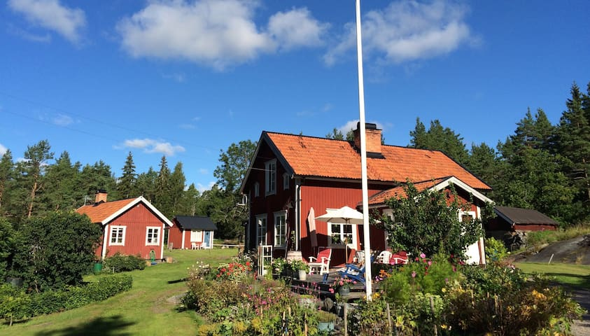 Gorgeous Countryside Farm in Sweden - Hallstavik