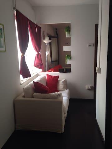 Accogliente appartamento in centro - Lentiai - Apartemen