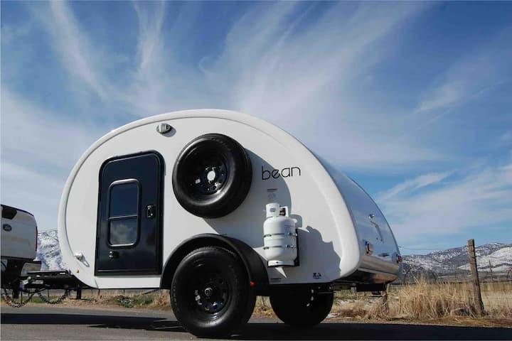 Spring Flagstaff Camper Getaway - Teardrop Camper