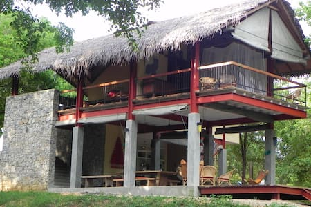The River House - connect with nature & history