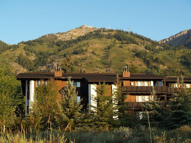Gros Ventre B3 - 1BR - Teton Village - Lägenhet