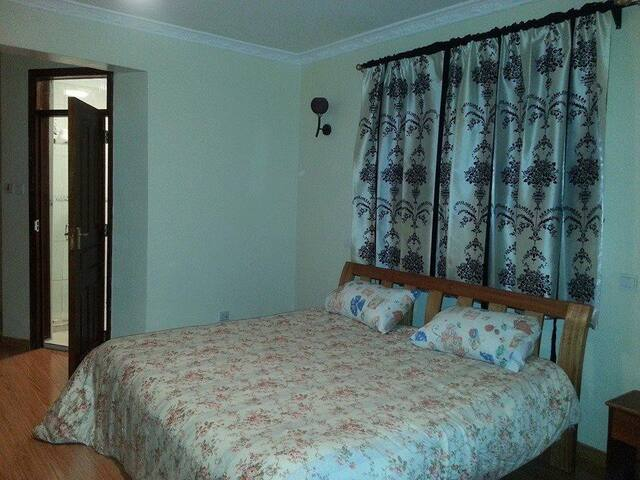 MASTER EN-SUIT IN KILELESHWA - Nairobi - Apartamento