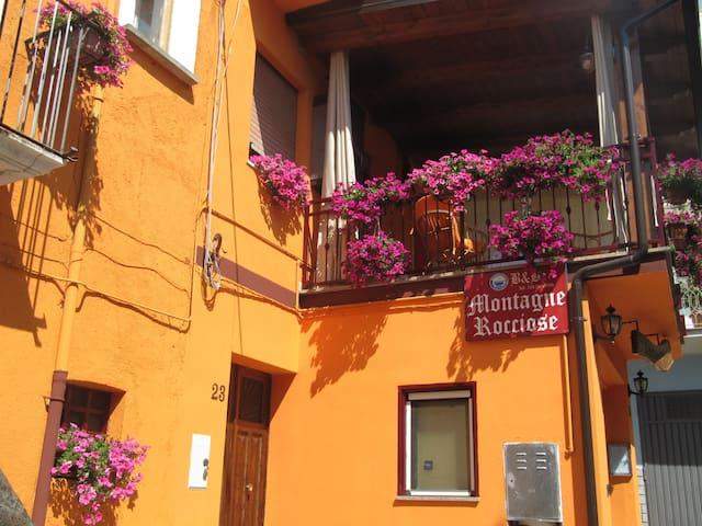 Accogliente b&b zona centro storico - Frascineto