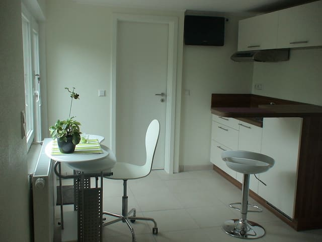 Private studio of 18 m² - Fentange - Apartmen