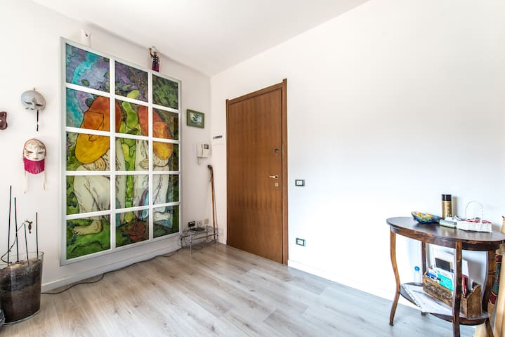 Little flat in Bergamo - Bergamo - Huoneisto