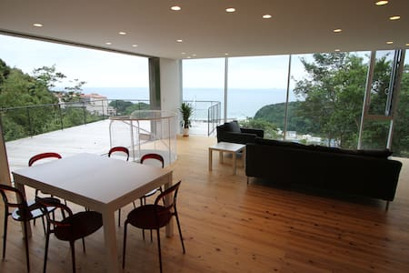Hill Top House With Spa Bath Kisami, Shimoda