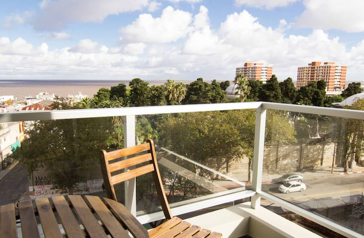 Brand new apt. with great views MVD - Montevideo - Byt