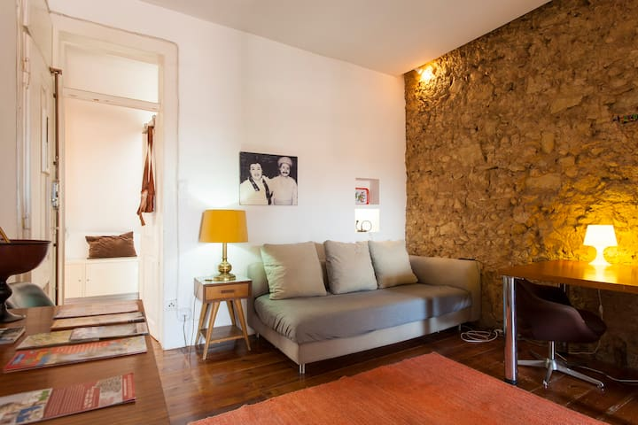 House in the heart of Lisbon ! - Lisboa - Apartemen