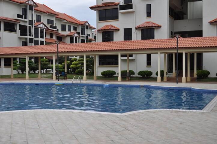 Condo at Grace Garden, K Kinabalu