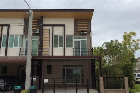 Happy Townhome near Suvarnabhumi