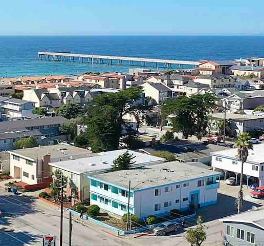 Cozy 2BR Steps to Pacifica Beach (LV2)
