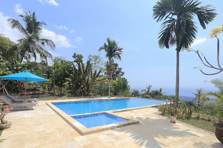Fantastic  villa in north Bali - Buleleng