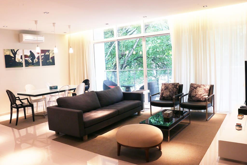 Sembilan 9 03 4 bedroom apartment apartments for rent for Sofa bed penang