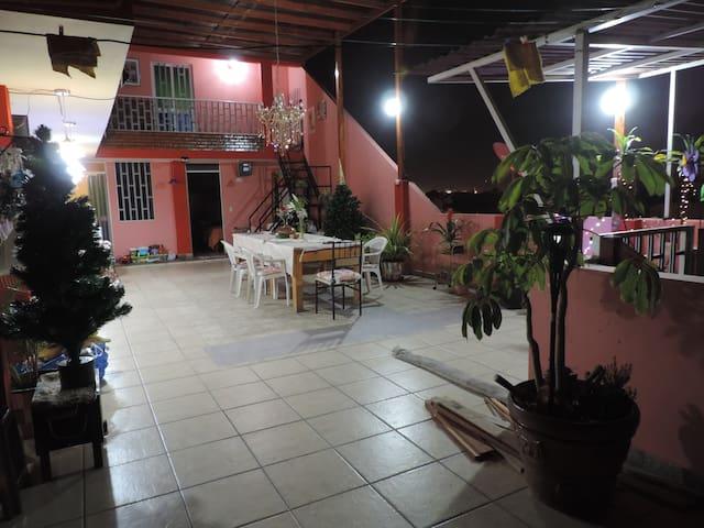 Habitacion para Turistas con Baño compartido
