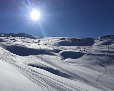 Valle Nevado sobre pistas ⛷ - Lakás