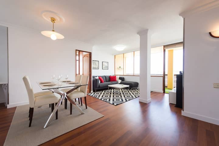 Stunning Double bed apartment