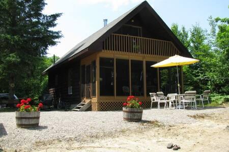 Brock Lake Waterfront Cottage - Armour