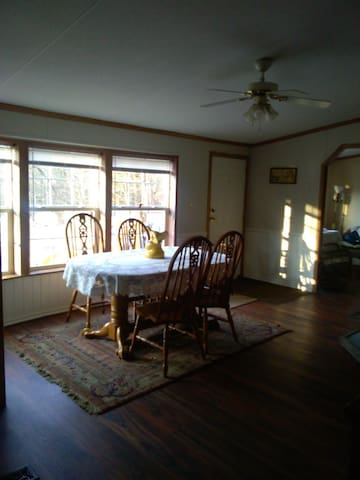 Family Friendly Close To Ricketts Glen State Park