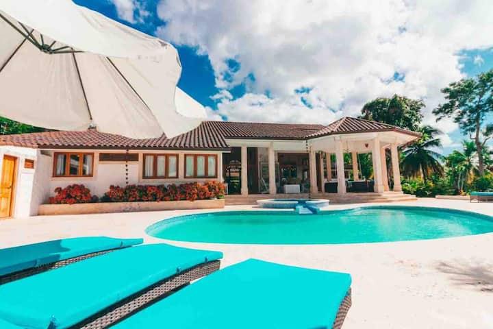 5 rooms villa @ casa de campo