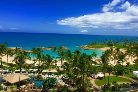 BeachFront Marriott Ocean Club