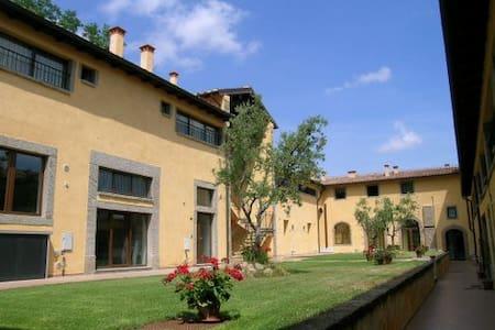Vacanze relax in Toscana tra Maremma e Val d'Orcia - Castel del piano - Wohnung