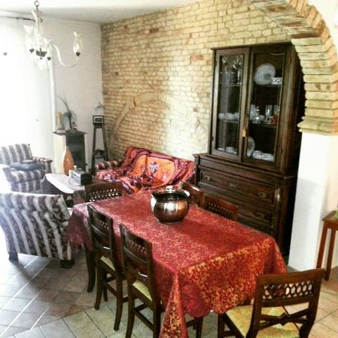 APPARTAMENTINO IN COLLINA - Mutignano - Appartement