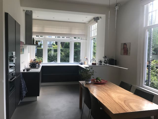 Sunny family home with delicious garden