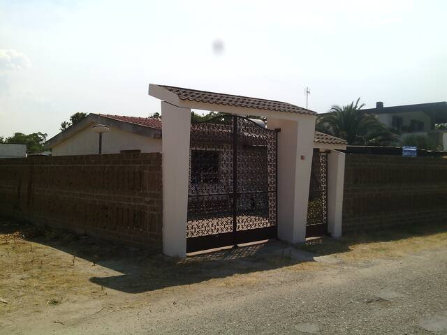 Casa pappagalli - Sannicandro Garganico