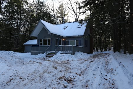 Close to the Slopes Cabin - Bridgton