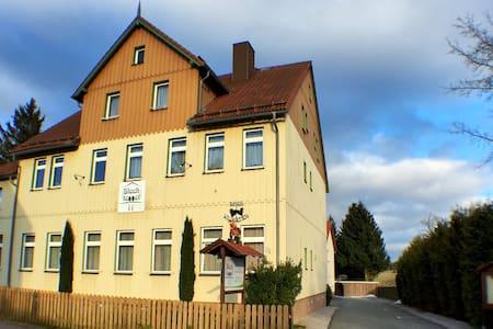 Blechleppel-Die Pension im Harz - Benneckenstein (Harz) - Huoneisto