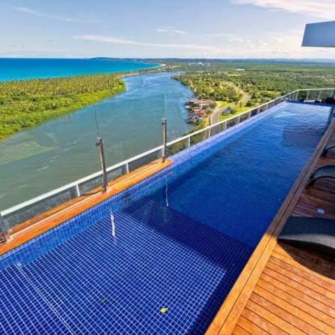 Flat no Paiva Home Stay: A vista mais bonita de PE