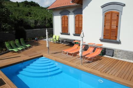 Villa Ria-high quality in Badacsony - Vila