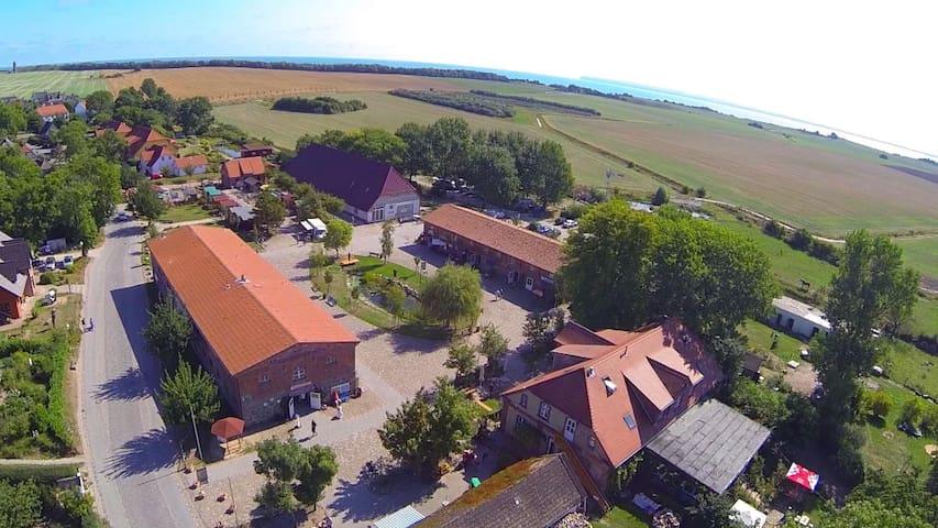 Ferienwohnung auf dem Rügenhof - Putgarten - Leilighet