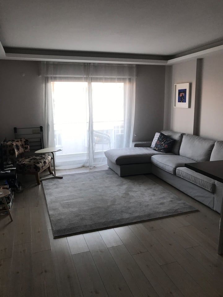 Studio apartment near subway station in Bornova