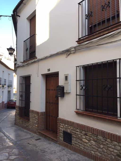 Casa rural los tajos de setenil case in affitto a for Disegnando una casa suggerimenti