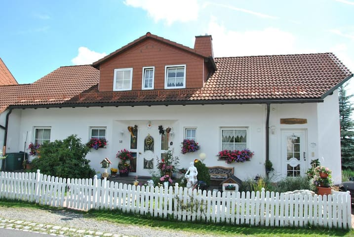 Tolle Ferienwohnung zum Relaxen - Fichtelberg - Apartamento