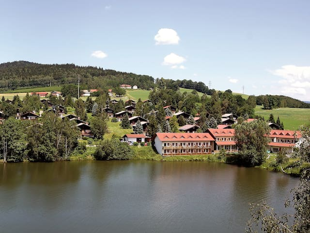 3-room apartment Am Hohen Bogen for 4 persons in Arrach - Arrach - Apartmen