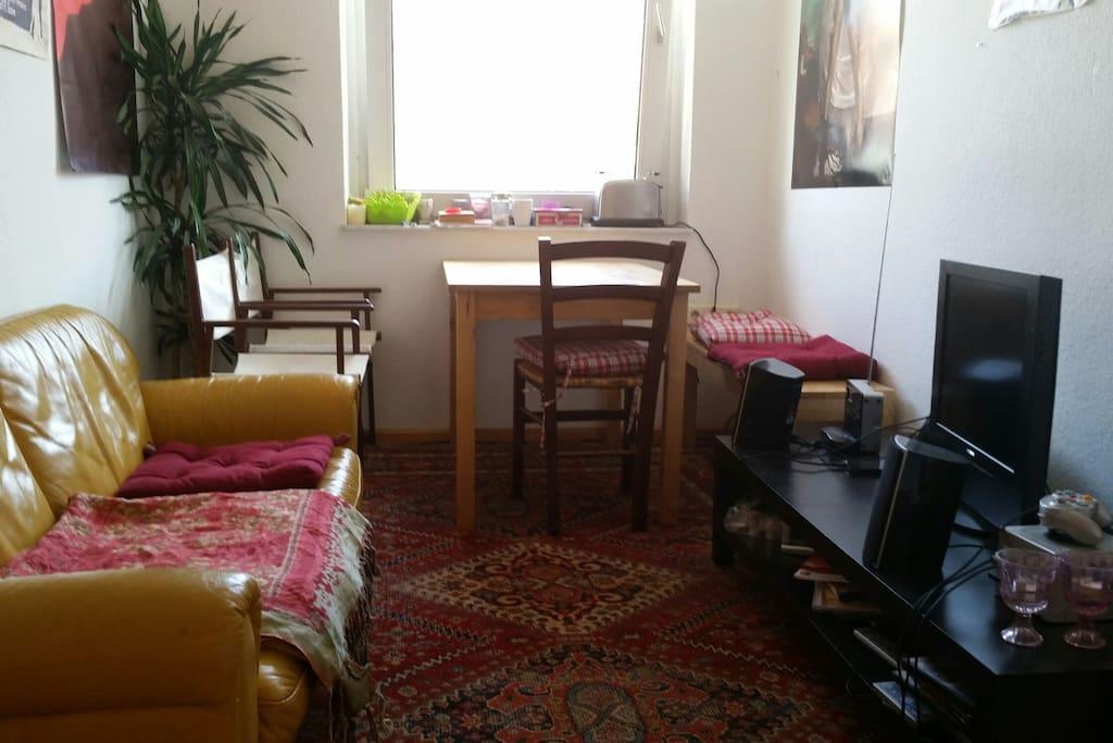 Gemütliches Sofa, Gamecube